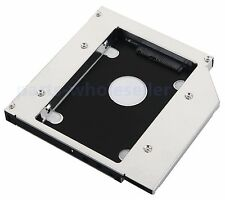 2nd HD Hard drive HDD SSD Caddy for HP Pavilion dv7-1020us BC-5600S BC-5500S DVD