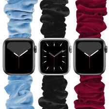 Scrunchie Fashion Loop Band Strap Apple Watch iWatch Series 5/4/3/2/1 38mm-44mm