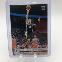 2019-20 Panini Chronicles Panini #113 Keldon Johnson RC Rookie Card Spurs