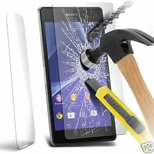 100 Genuine Tempered Glass Screen Protector Film for Sony Xperia Z2