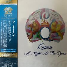 Queen - A Night At the Opera(LTD. SHM-CD), 2011 UICY-75017/8 / Queen40.jp