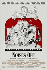 NOISES OFF 27x40 D/S Original Movie Poster One Sheet MINT Michael Caine