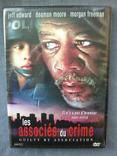 NEUF DVD LES ASSOCIES DU CRIME FILM SOUS BLISTER DAEMON MOORE FREEMAN