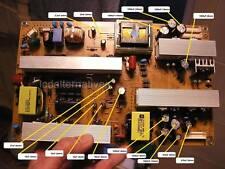 Repair Kit, LG LG32LG30-AA, LCD TV, Capacitors