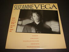 Suzanne Vega, Album, A&M Records, 1985, Produced: Kaye &  Addabbo LP, Vynil