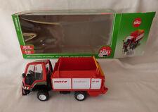 Siku -Farmer  -3061 Lindner Unitrac mit Ladewagen 1 : 32   in Verpackung