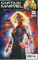 CAPTAIN MARVEL #3 BRIE LARSON PHOTO VARIANT COVER B  KELLY THOMPSON 2019