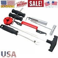 7Pc Professional Windshield Removal Automotive Wind Glass Remover Tools Kit