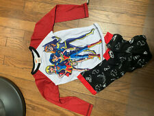 Superhero Girls Children Pajama Set