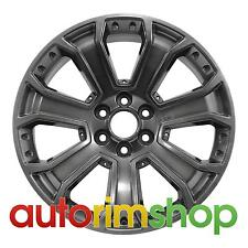 "GMC Yukon Yukon XL 1500 2015-2016 22"" Factory OEM Wheel Rim"