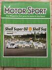 Motor Sport Magazine - June 1982 - Audi 80CD, MG Metro, Hispano Suiza, 500SEC
