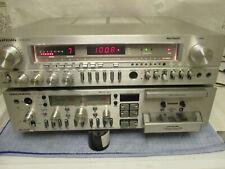 Grundig R 3000 Hifi Receiver Digi Anzeige Verstärker Tuner Amplifier Silber