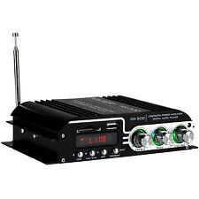 Kinter MA-500 4-Channel Mini Amplifier with Remote USB MP3