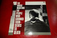 "12"" THE HOUSE MARTINS The People Who Grinned Themselves To Death Guter Zustand!"