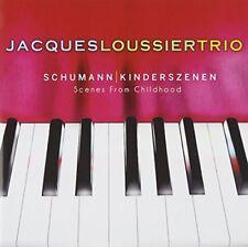 Jacques Loussier Trio - Schumann: Kinderszenen (Scenes From Childhood) [CD]
