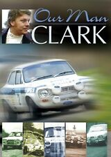 Our Man Clark - Roger Clark at His Best 3 Films (New DVD) Rally Rallying Ford