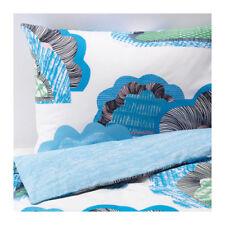 IKEA DOFTRANKA - Duvet Cover and Pillowcase Twin Size Cloud Sky Multicolor