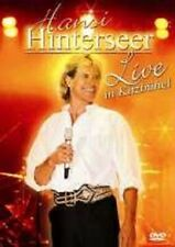 "HANSI HINTERSEER ""LIVE IN KITZBÜHL 2006"" DVD NEW"