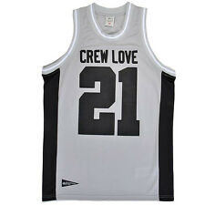 K1X Crew Love Mesh Jersey men Shirt dark grey black white 1200-0822-8011