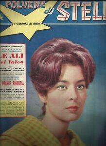 Fotoromanzo Polvere di stelle 1959 Luciano Francioli-Marilu' Tolo completo 1/22