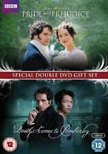 Pride and Prejudice & Death Comes to Pemberley Region 4 DVD
