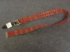 Harley-Davidson® X-Small Red Studded Belt - 97707-09VW