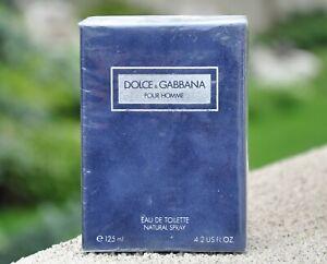 Dolce Gabbane Pour Homme (1994) edt 125 ml 4.2 ml Rare