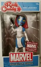 Mystique ROCK CANDY VINYL FUNKO Marvel Collector Corps EXCLUSIVE IN BOX