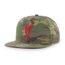 Liverpool FC Basecap LFC Cap Baseballcap Captain Grove Camo Kappe 192309541817