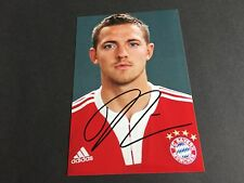 DANIEL SIKORSKI In-Person FC BAYER MÜNCHEN signed Photo 10x15