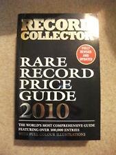 Record Collector Rare Record Price Guide 2010 Book