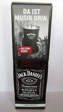 ( 1 Liter = 40 € )   Jack Daniels Old No.7  + Edelstahlbecher  - SET -