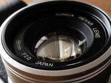 Konica Hexar AF film camera