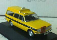 "wonderful ATLAS-modelcar VOLVO 145 EXPRESS 1969 ""TAXI"" (SE) - yellow - 1/43"