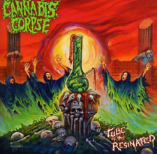 CANNABIS CORPSE-TUBE OF THE RESINATED  (US IMPORT)  CD NEW