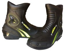 Scarpa Stivale Motociclismo Calzatura Sportiva Moto Auklet- 40,41,42,43,44,45,46