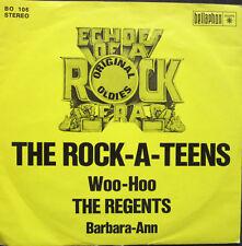 Single / THE ROCK-A-TEENS / 1973 / RARITÄT /