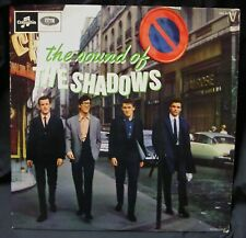 THE SOUND OF THE SHADOWS - LP FRENCH ISSUE COLUMBIA FPX 317