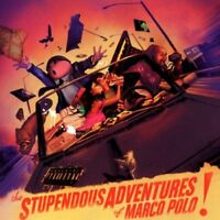 Marco Polo - The Stupendous Adventures Of Marco Polo [CD]