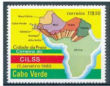 Cabo Verde - 1982 - CILSS Congress, Praia