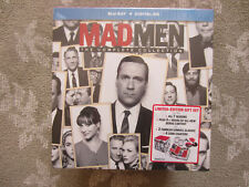 Mad Men: The Complete Collection [Blu-ray + Digital HD] new in wrapper gift set