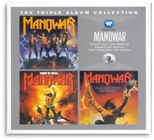 MANOWAR - The Triple Album Collection [3 CD's - NEU in Folie]