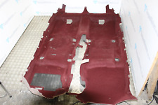 Honda Civic Type R FN2 Red interior floor carpet