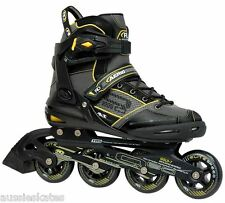 (6) - AERIO Q-60 Men's Inline Skates. Roller Derby. is
