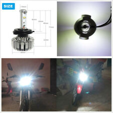 3000LM Motorcycle ATV 20W High Performance Hi-Lo Beam LED Headlight Bulb AC8-32V