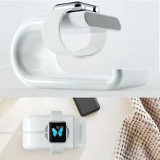 Apple Watch Charger Holder Stand/Charging Dock For iWatch & iPhone Brand New