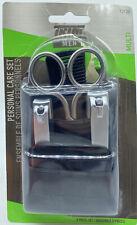 TRIM  13126 Nail & Toenail Men's Clipper / Trimmer Personal Care Set