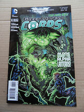 Green Lantern Corps 11 . DC 2012 - FN +