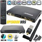 OPENBOX V8S 2016 Digital Satellite Receiver HD Freesat Box Recorder+ Wifi Dongle