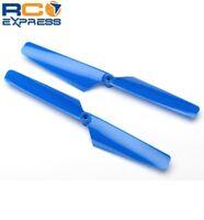 Traxxas Rotor Blade Set Blue Alias (2) TRA6629